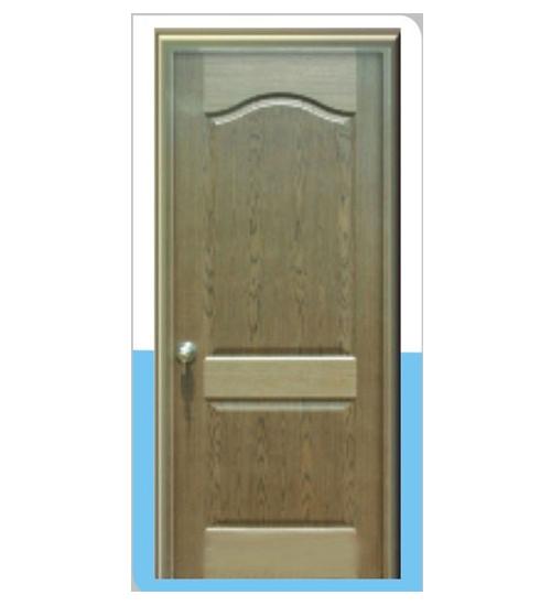 Cửa Gỗ HDF Phủ Veneer CCN.2PN-Walnut