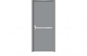 cửa thép chống cháy đơn