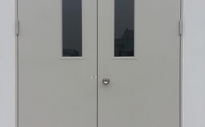 Cửa chống cháy 2g tại nam phát